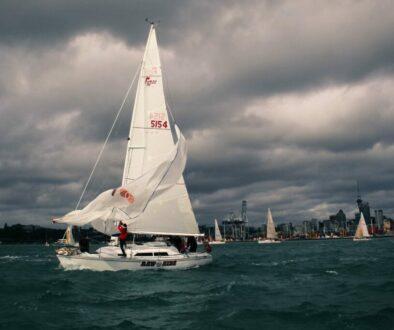 Greta thunbergs segling