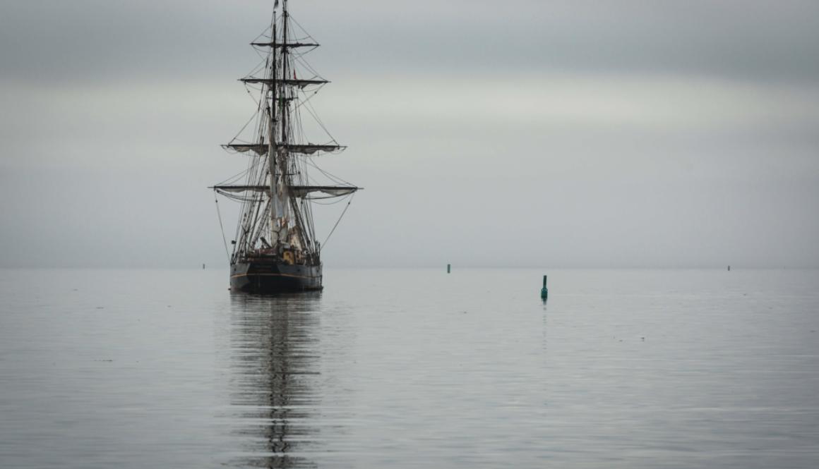 tall ship _